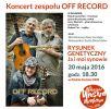 off records rys genetyczny 05.2016
